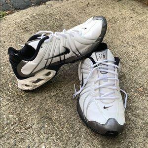 Men's size 12 Nike Air Max sneakers no holes